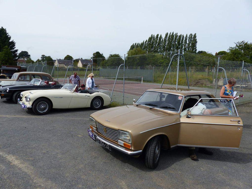 Rallye A.V.A. 21 Juin 2015