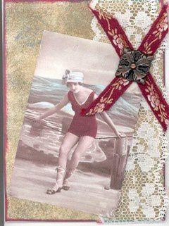 Album - Mes ATC / moo cards