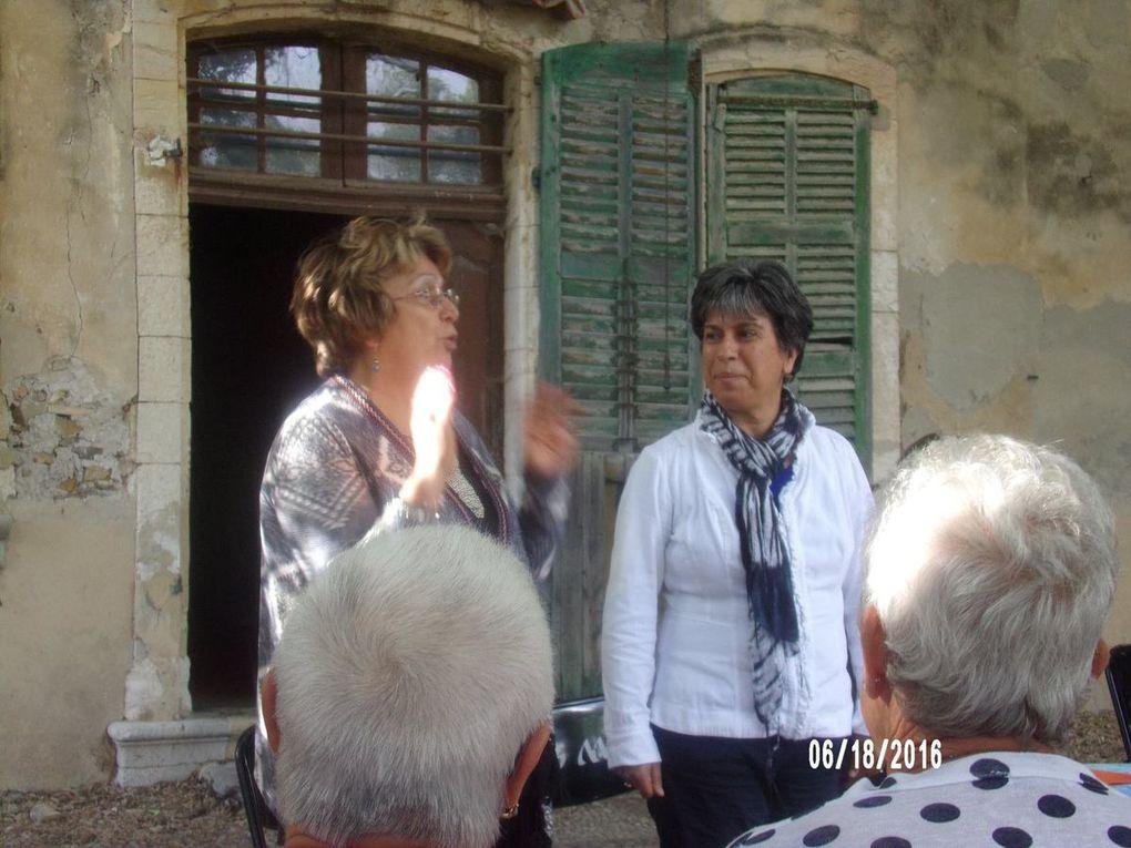Première réunion de préparation du Festival historique de La Ciotat