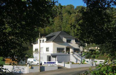N° 1 rue de la Source à Algrange - Dépannage TV-HiFi-Vidéo - Habitation