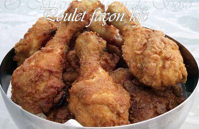 POULET façon KFC
