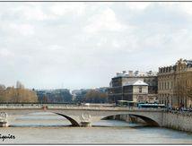 Les ponts de Paris : le pont au Change