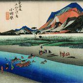 Hiroshige - LANKAART