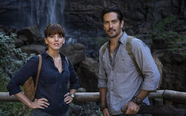 Critiques Séries : Hooten and the Lady. Saison 1. Pilot (UK).