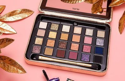 Tarte Winter Wonderglam Luxe Makeup