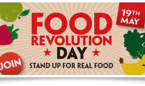 The Food Revolution Day