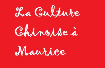 Mes Racines et Mes Ailes...... Culture Chinoise......