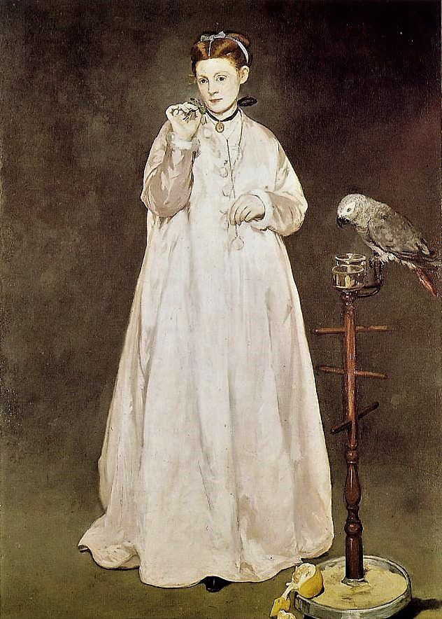 Victorine Meurent - Manet