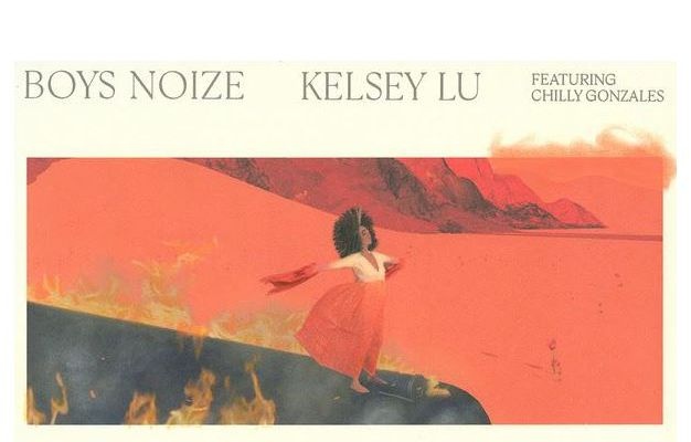 Boys Noize & Kelsey Lu feat Chilly Gonzales • Ride or Die