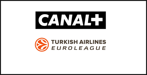 The Euroleague is now played on Canal + in Spain