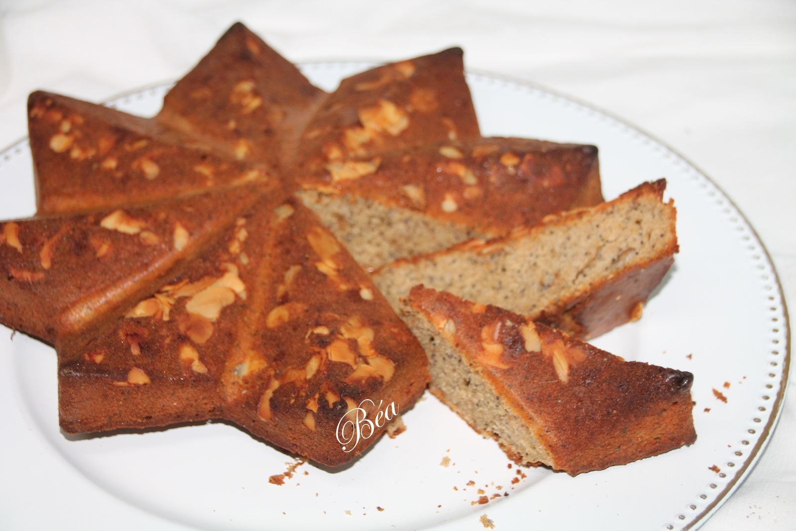 Gâteau santé alsacien au citron et au graines de pavot (G'sundheitsküeche)