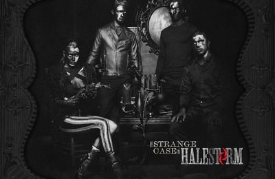 Halestorm - The strange case of...