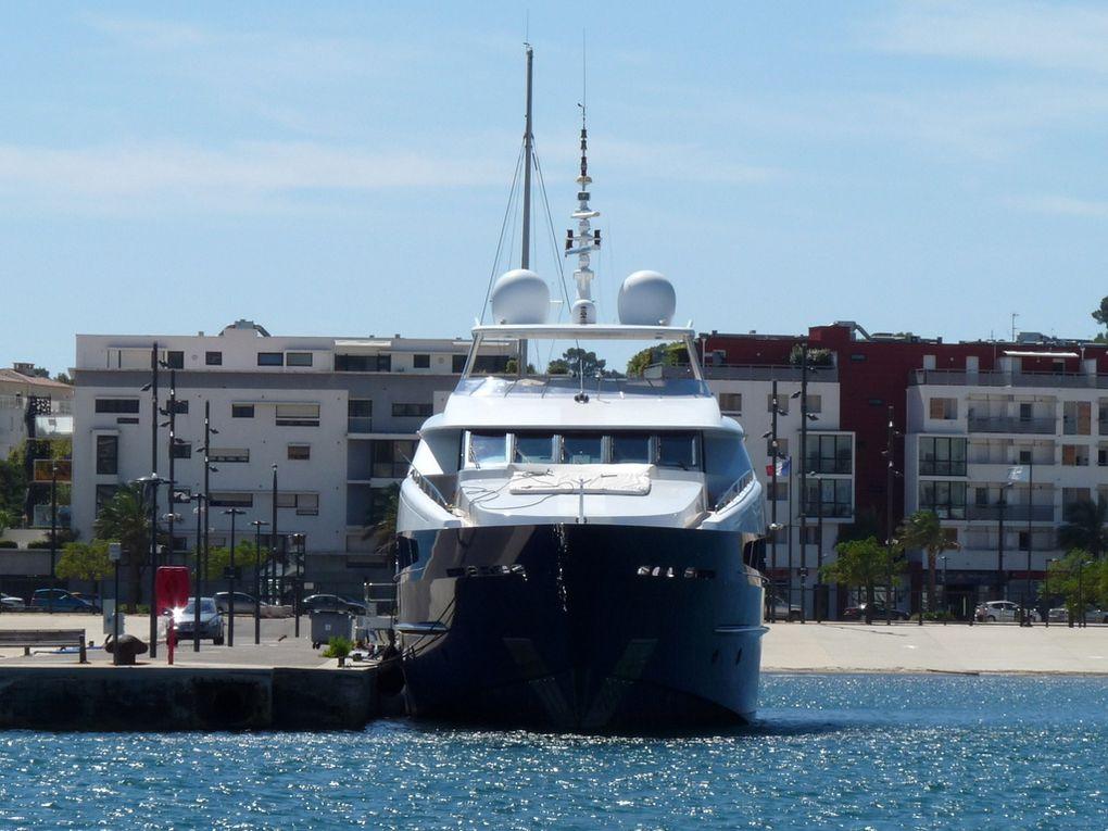MAC BREW , a quai à TOULON et à La Seyne sur Mer  en juin et aout 2013
