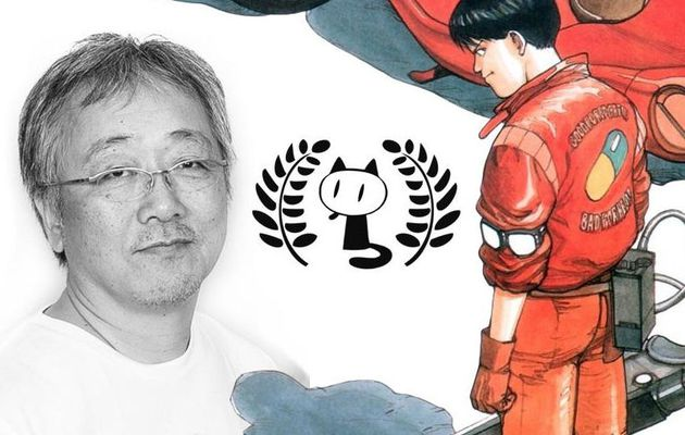 Otomo, 1er mangaka sacré à Angoulême