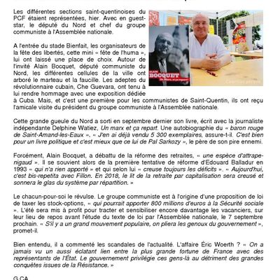 Courrier Picard 28/06/2010