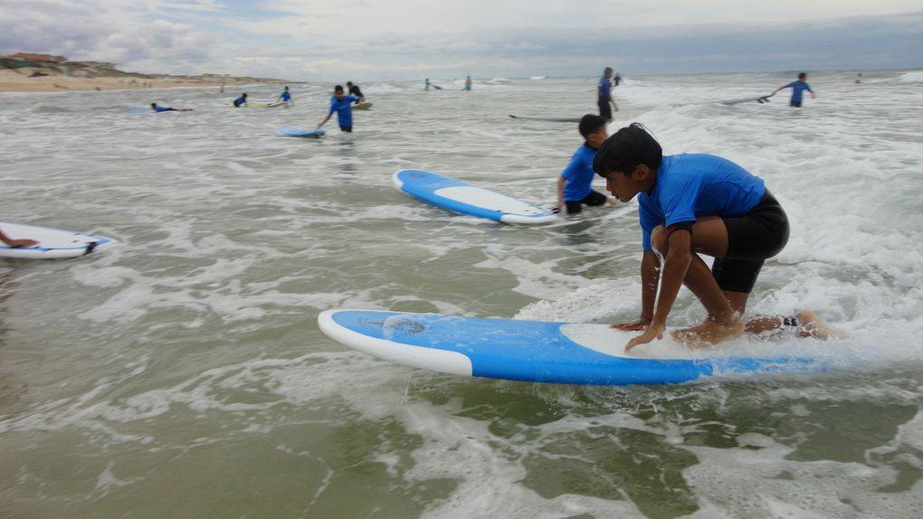 De vrais surfers :)