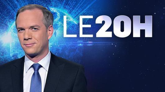 Le JT du 20h de TF1 du 26 octobre