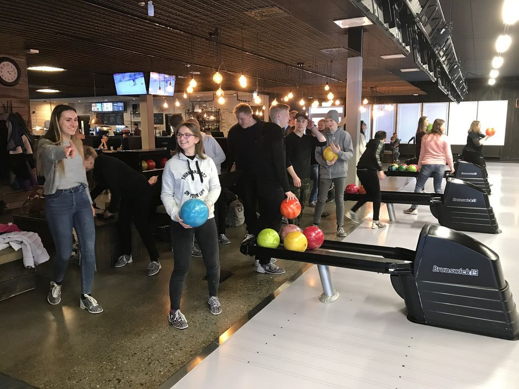 Mobility SMFI19 Dance Session and Bowling
