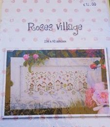Roses village - Modèle de Mme Chantilly - 1