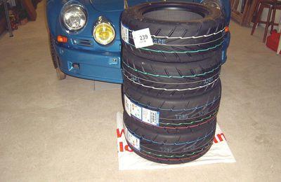La mort des pneus arrières