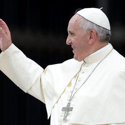 Le pape François attendu à Strasbourg le 25...