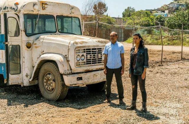 Critiques Séries : Fear The Walking Dead. Saison 2. Episode 9.