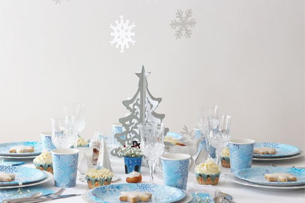 Table 'Féerie de Noël' ♥ la décoration