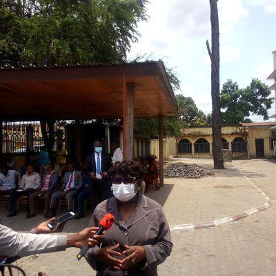 """Congo/Éducation: MEPPSA lance officiellement """" Les Samedis de la Vaccination"""" contre le Coronavirus."""