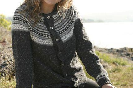 Suéter de punto DROP