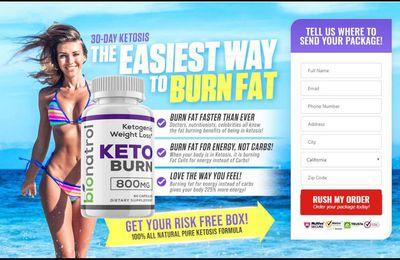 Bionatural Keto:-Is Keto The Most Natural Way To Lose Weight?