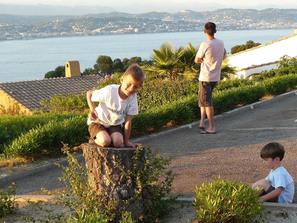 Album - Nos vacances 2009 à Théoule