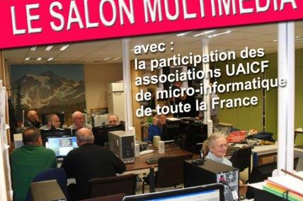 Salon multimédia UAICF
