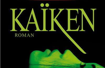 Kaïken, dernier roman de Jean-Christophe Grangé