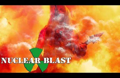 LA CLAQUE : NOUVELLE LYRICS VIDEO DE VADER