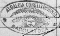 Alcaldes de Badolatosa Siglo XX