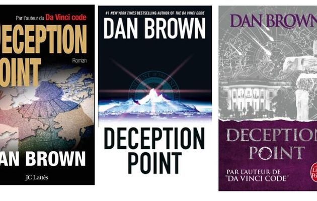 Deception Point, de Dan Brown