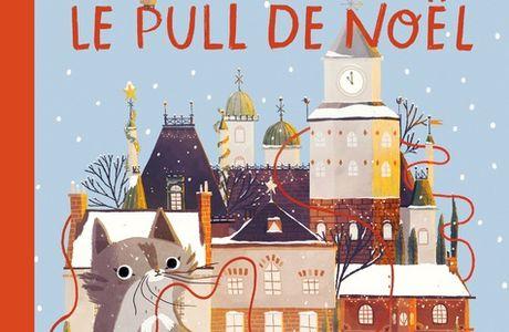 [LIVRES DE NOËL 2019] Le pull de Noël / Texilia Heïkkila - Cambourakis