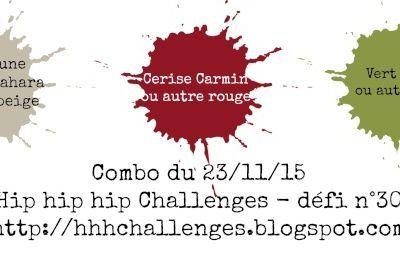 HHHC 30ème défi Combo