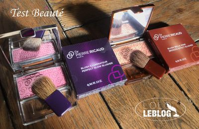 TEST Blush -  Dr Pierre Ricaud