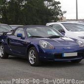 AD84 * Toyota MR 1.8 VVTI 2000 - Palais-de-la-Voiture.com