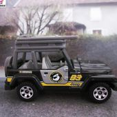 JEEP WRANGLER 1998 MATCHBOX 1/56 - car-collector.net