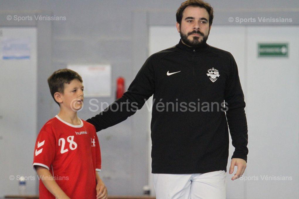 Vénissieux Handball s'offre le derby face aux Caladois