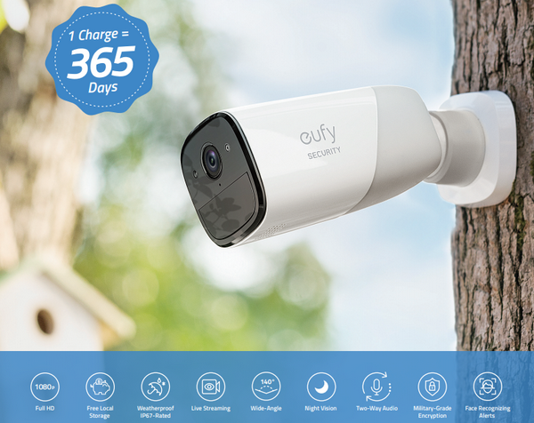 Comparatif eufyCam Security vs Arlo Pro 2 @ Tests et Bons Plans