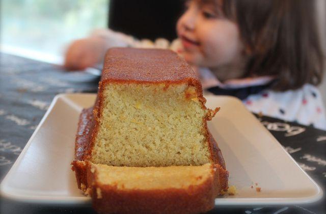 Cake au Citron Ultra Moelleux !