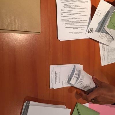 PREPARATION DES KITS POUR LES ELECTIONS DES REPRESENTANTS DES PARENTS D'ELEVES