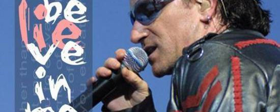 U2 -Elevation Tour -25/08/2001 -Dublin -Irlande -Slane Castle