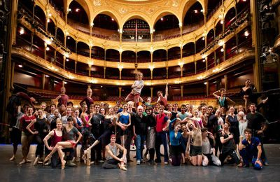 San Francisco Ballet à Paris
