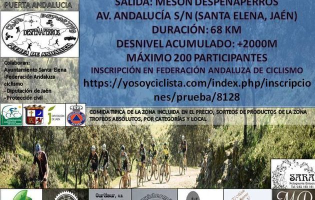 DESPEÑAPERROS BIKE RACE