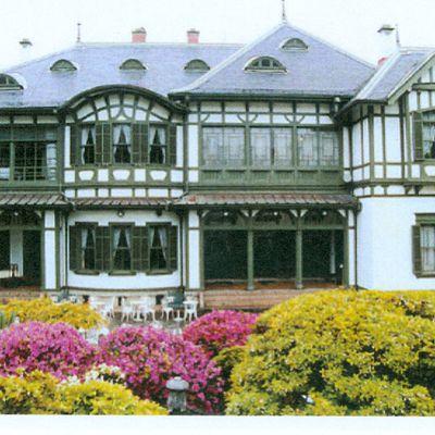 L'Art Nouveau au Japon : la maison Matsumoto