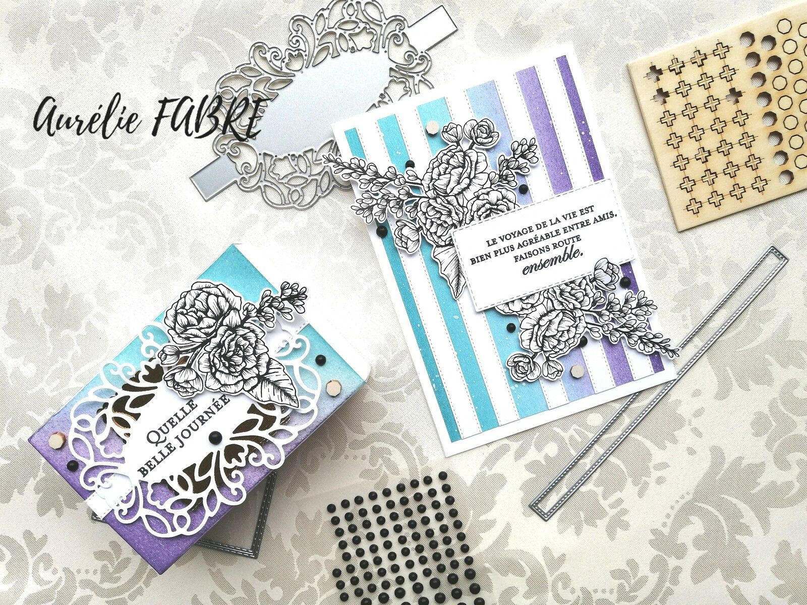 Stampin Fancy Friday Challenge